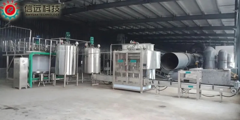 fertilizer production line equipment supplier